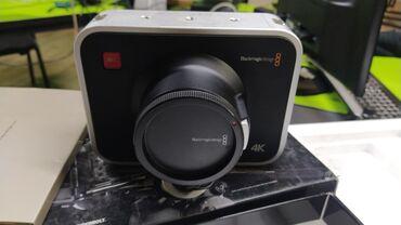 Blackmagic production 4K в отличном состоянии и полностью