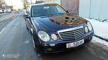 шины для грузовых автомобилей в Кыргызстан: Mercedes-Benz E 200 1.8 л. 2008 | 200 км