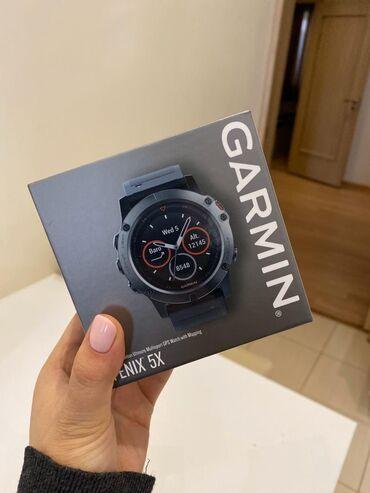 акустические системы charge со светомузыкой в Кыргызстан: Продаю часы garmin fenix 5x sapphire  новые, запечатанные  оригинал  х