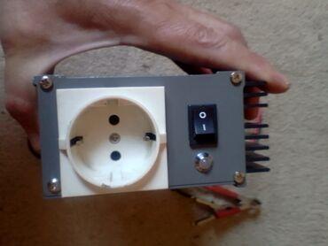 Vikendica - Srbija: Pretvarac strike da akumulatora 12 v na 220 v.300-600 wati. koriscen