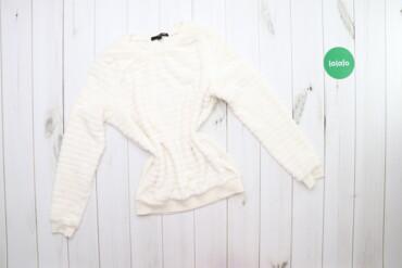 Жіночий светр з бахромою Tally Weijl, р. XS    Довжина: 57 см Ширина
