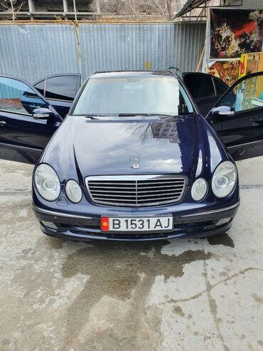 Mercedes-Benz E 320 3.2 л. 2003 | 195000 км