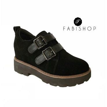 Женские ботинки. натуральная замша. AN03573 в Бишкек