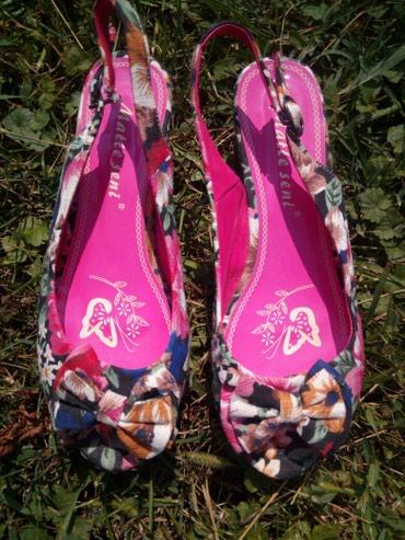 Nove preslatke sandale, jednom nošene, kao da nisu nikad. Nerado - Vrnjacka Banja