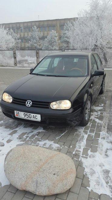 продаю гольф 4 2002 цвет черный металик состояние очень хорошее цена 5 в Бишкек