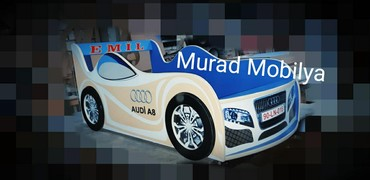 "zapchasti audi a8 в Азербайджан: Avtomobil çarpayı ""Audi A8""Istehsal Murad Mobilya.Material Türk"