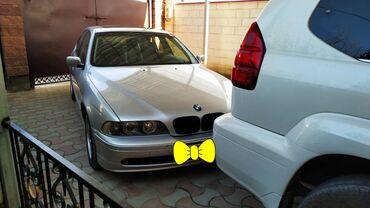BMW 5 series 2.2 л. 2001 | 237 км