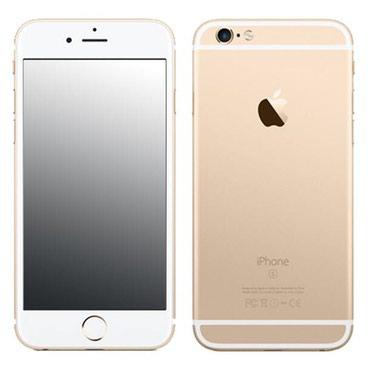 Iphone 6s gold 128 gb в исключительном в Бишкек