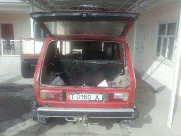 ваз 2121 нива сат-т.. машина таласта в Бишкек