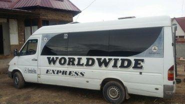 продаю или меняю!!! мерседес бенц спринтер tdi  год 1998 цена:7300$ во в Бишкек