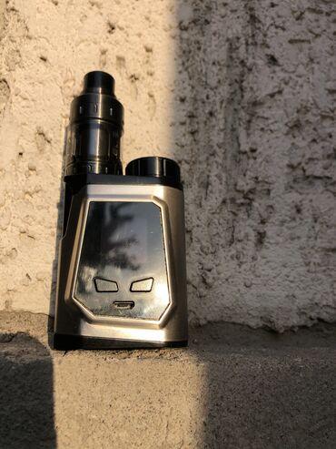 батарея для отопления бишкек в Кыргызстан: Продаю Вейп capo100, дрипка Zeus батарея новая состояние 9/10 торг уме