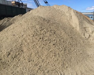 Мытый песок фасованный в Бишкек