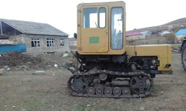 Yük və kənd təsərrüfatı nəqliyyatı Gədəbəyda: Traktor saz vezyetdedir her aqreqatlari var.Qiymetinde aşağı yeri