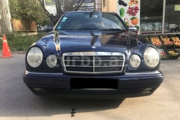 Mercedes-Benz - Gəncə: Mercedes-Benz E 230 2.3 l. 1996   315800 km