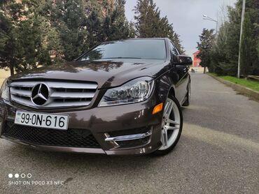 brilliance m2 1 8 at - Azərbaycan: Mercedes-Benz C 250 1.8 l. 2013 | 142000 km
