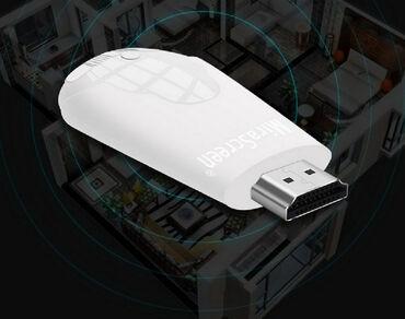 Медиаплеер Mira Screen K4 HDMI с встроенным Wi-Fi модулемWi-Fi HDMI