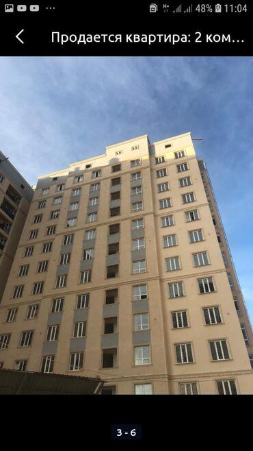 Квартиры - Бакай-Ата: Продается квартира: 2 комнаты, 55 кв. м