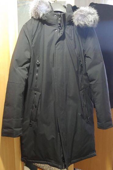летнее платье 50 размера в Кыргызстан: Мужская куртка, размер 50 Надевали один раз
