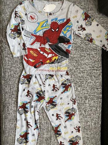 детская пижама для мальчика в Кыргызстан: Пижама для мальчика 2 года на 3 года