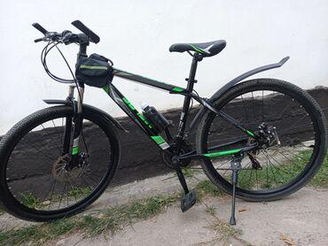 Спорт и хобби - Горная Маевка: Срочно!Спортивный велосипед сделано в Корее(в хорошем состоянии)в