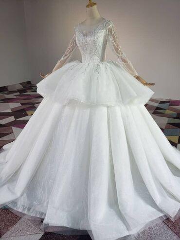 Детский мир - Каныш-Кия: Свадебное платье   Осень2021  Размер 42   ,🥳Прокат