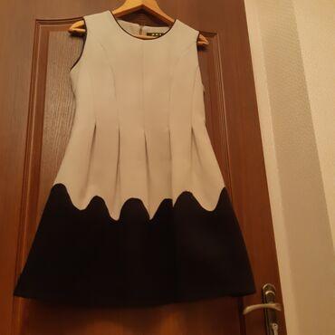 женские платья из твида в Кыргызстан: Продаю хорошие, качественные женские вещи размер 44-46 б/у, в отли