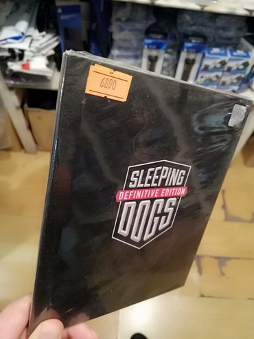 Bakı şəhərində Sleeping dogs definite edition