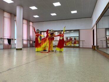 Китайские платье и дракон