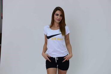 Ženska odeća | Novi Knezevac: Sorc i majica  S/m. L/xl