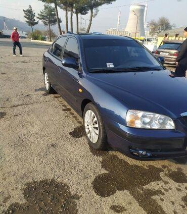 Hyundai в Душанбе: Hyundai Elantra 1.6 л. 2009 | 123456 км