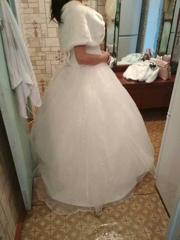 Продаю свадебное платье. в Токмак - фото 3