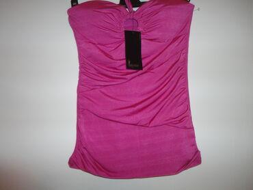 Majica goa - Srbija: TALLY WEIJL nova body majica ili mini haljinica. Vel. M.Kupljena u