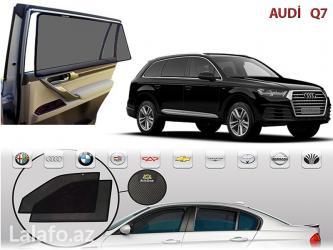 Bakı şəhərində Audi q7