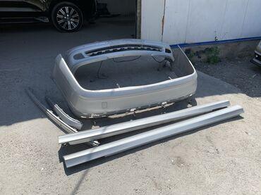 Тюнинг в Кыргызстан: Продаю на Мерс W211 (Передний бампер,Задний бампер,Пороги,и решётка