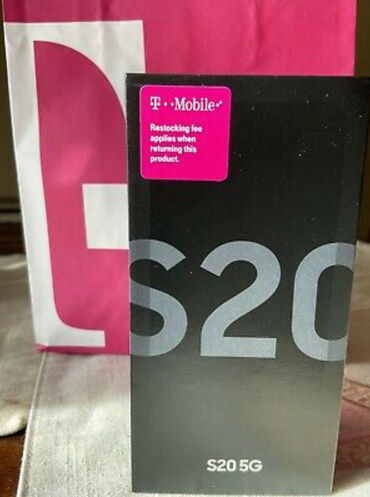 Mobilni telefoni i aksesoari | Arandjelovac: Samsung Galaxy S20 128 GB crno