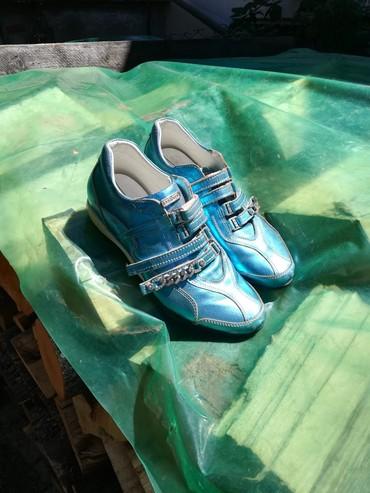 Sniženo na 1200                      Kožne cipelo patike,jake,sa - Krusevac