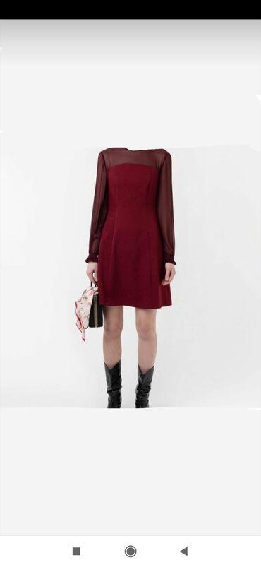 вечерние платья 48 размера в Кыргызстан: Платье от Alexandra  Продаю размер 48 одевала 1 раз. Состояние новое