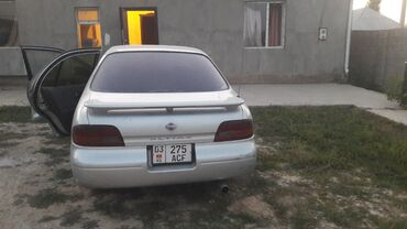 Nissan Altima 2.4 л. 1996   58856 км