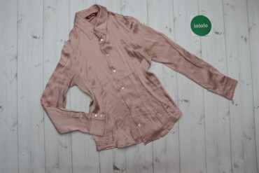 Жіноча брендова сорочка Max Mara   Довжина: 62 см Рукав: 61 см Напівоб