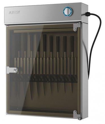 Стерилизатор для ножей»СТУ»(450х145х605 мм., 220 В, вместим. 18 в Бишкек