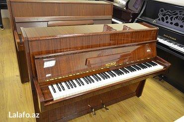 Bakı şəhərində Piano satılır - kompakt öıçülüdür ve tam orijinaldır. Whatsapp var.