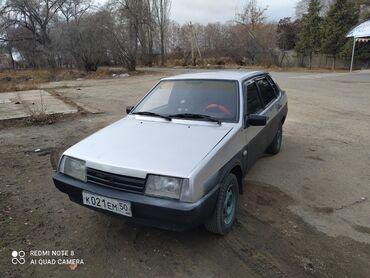 Автомобили - Чолпон-Ата: ВАЗ (ЛАДА) 21099 1.5 л. 2000