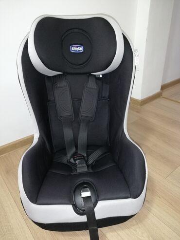 Auto sediste za decu - Srbija: CHICCO dečije auto sedište za uzrast od 9-18 kg (grupa 1). Očuvano