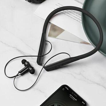 bt адаптер для наушников в Кыргызстан: Bluetooth наушник hoco es33ES33 Mirth спортивные беспроводные