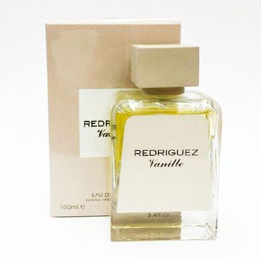 Bakı şəhərində Fragrance World - Redriguez Vanille Natural Sprey Eau De Parfum for