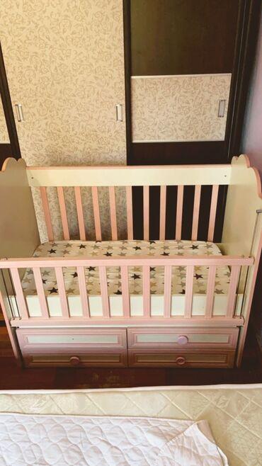 кровать трансформер детская купить в Кыргызстан: Продаётся детская кровать (манеж)