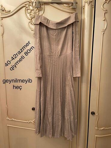 - Azərbaycan: Qadın paltarı 40-42 razmer