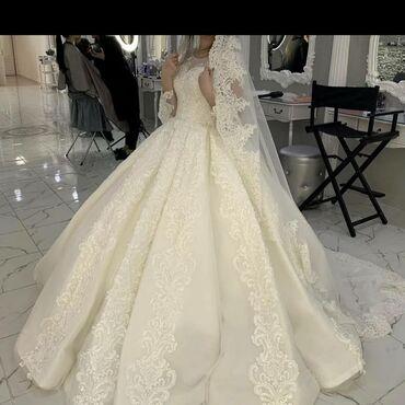 Свадебные платья на прокат г.Токмок