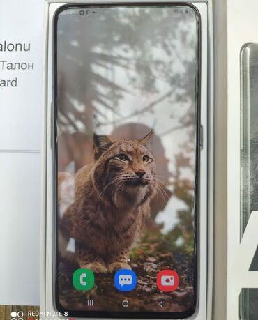 Samsung galaxy s4 бу - Азербайджан: Б/у Samsung A80 128 ГБ Черный