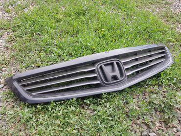Решетка на Honda Inspire